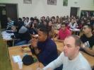 XIII Conferencia Anual Científico – Práctica Internacional de estudiantes 2015