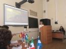 La XV conferencia anual científico–práctica internacional de estudiantes 2017