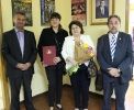 Visita de Representantes de la Universidad Federal del Sur a la Universidad del Norte (Paraguay)